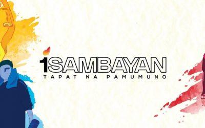 Memo to 1Sambayan
