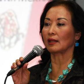 Sec. of Tourism Gemma Cruz Araneta